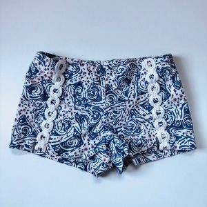 Lilly Pultizer Kids Shorts